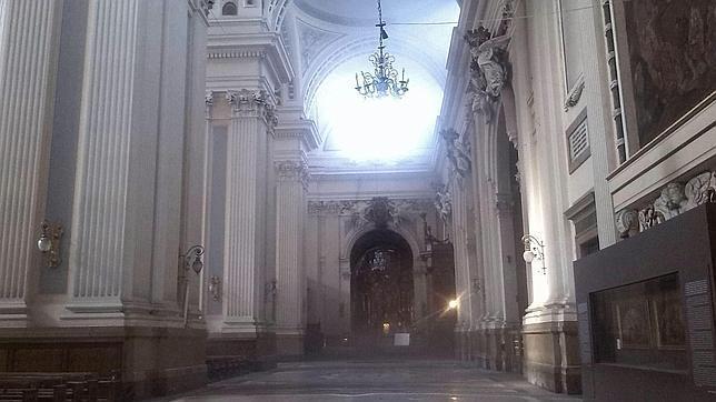 Buscan vínculos entre la explosión en el Pilar y un funeral que mañana congrega al PP