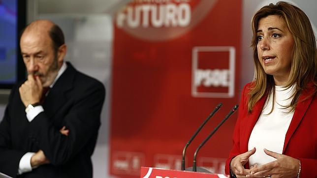 Susana Díaz, ¿la nueva Carme Chacón?