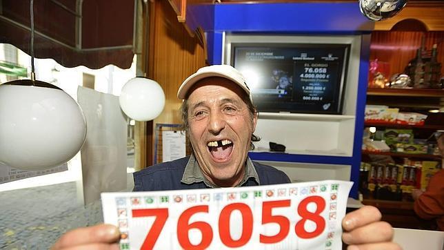 Sucedía en el sorteo de 2012. Este número, el 76.058 se convertía en «El Gordo»
