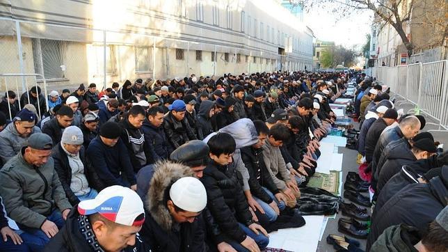 Atacadas las páginas web de musulmanes en Rusia durante la Fiesta de Sacrificio