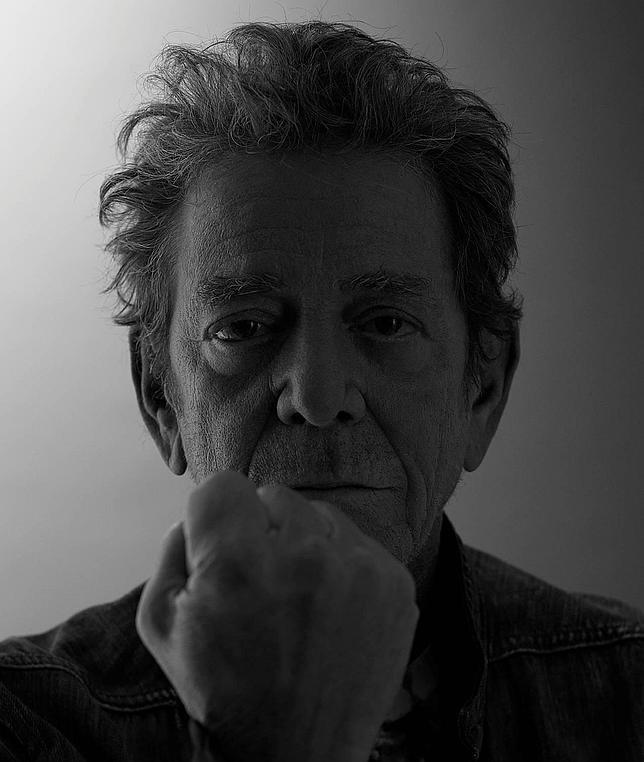 La última fotografía de Lou Reed