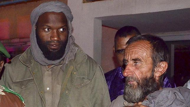 El calvario de los cuatro franceses secuestrados en Níger