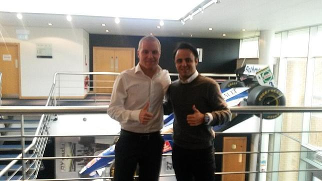 Felipe Massa correrá en Williams