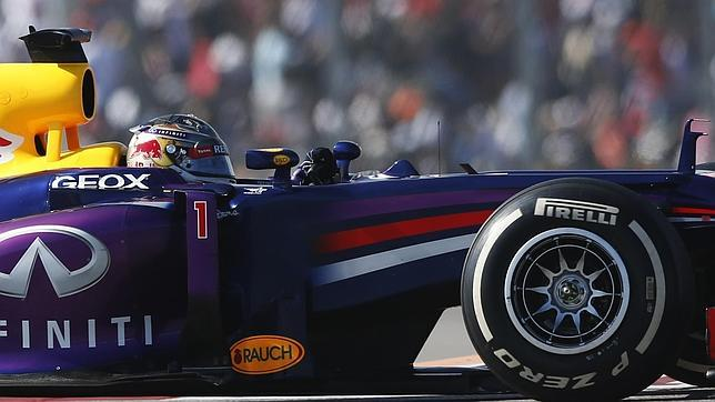 Gran Premio de Austin: Vettel, como siempre