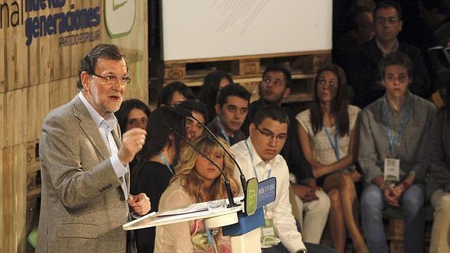 Rajoy: «No acepto que nadie juegue con la soberanía nacional»