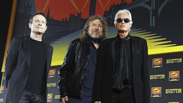 Jimmy Page anuncia que la discografía remasterizada de Led Zeppelin contendrá material inédito