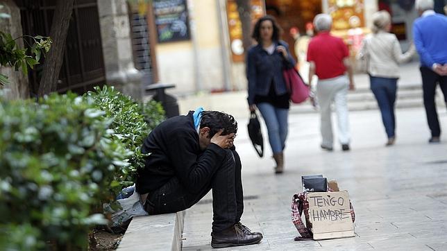 El riesgo de pobreza o exclusión alcanza ya al 28% de los españoles