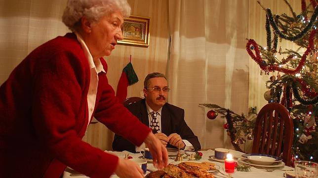 Una Navidad «low cost»: cuando en lugar de lechona se cenan croquetas