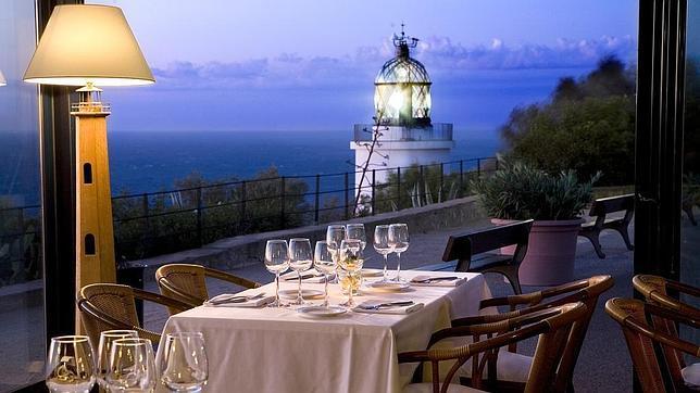 El Far, hotel-restaurante, en la Costa Braca