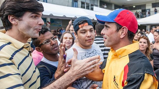 El chavismo obtiene más votos, pero la oposición conquista plazas importantes