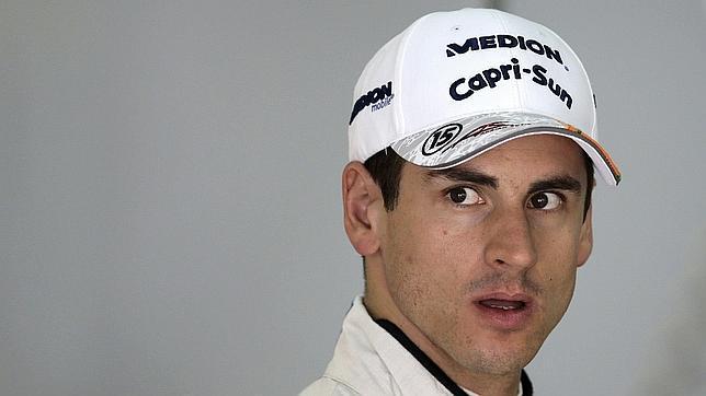 Sauber ficha a Adrian Sutil