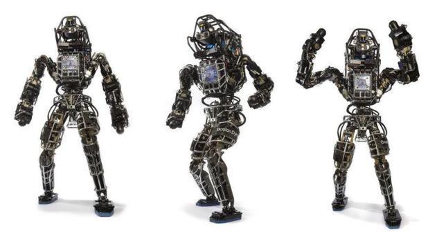Así es el nuevo ejército de robots de Google