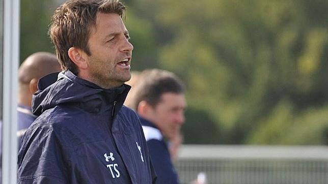 Tim Sherwood, confirmado como entrenador del Tottenham Hotspur