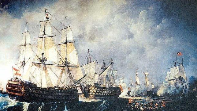Cabo de San Vicente, la incomprensible derrota española ante la «Royal Navy»