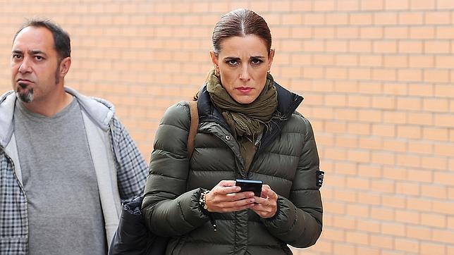 Raquel Sánchez Silva testificará por la muerte de su marido