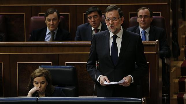 Rajoy admite que la nueva ley del aborto «es susceptible de mejoras»
