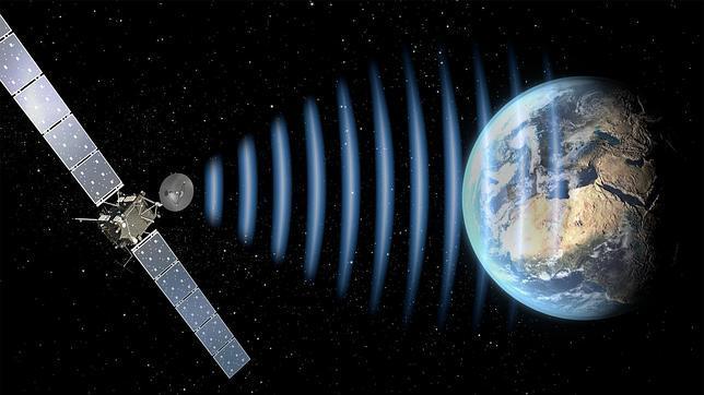 Rosetta ya está «completamente despierta»