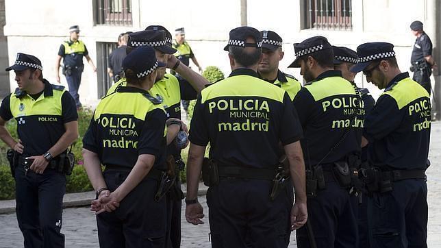 Los futuros policías locales de Madrid deberán saber idiomas