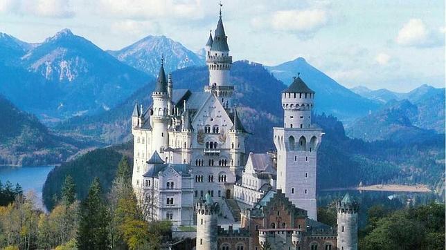 Los castillos más asombrosos del planeta