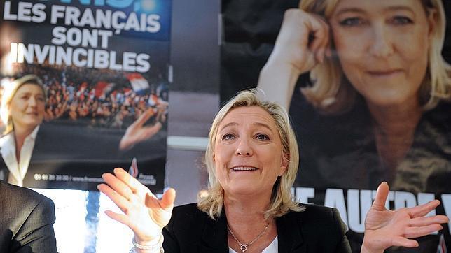 El Frente Nacional se consolida como el partido de los obreros franceses