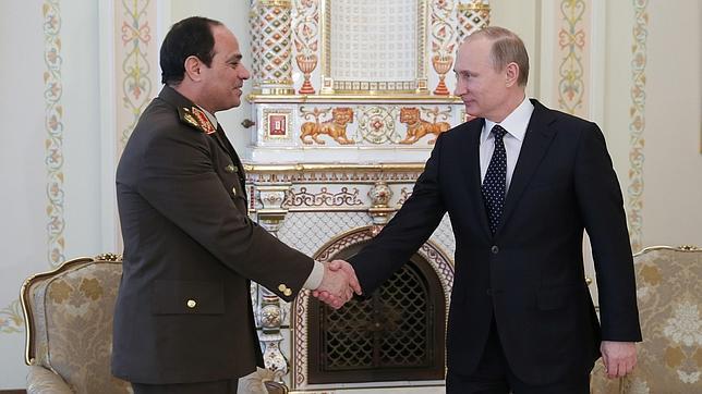 Rusia y Egipto recuperan el pulso de la época Nasser
