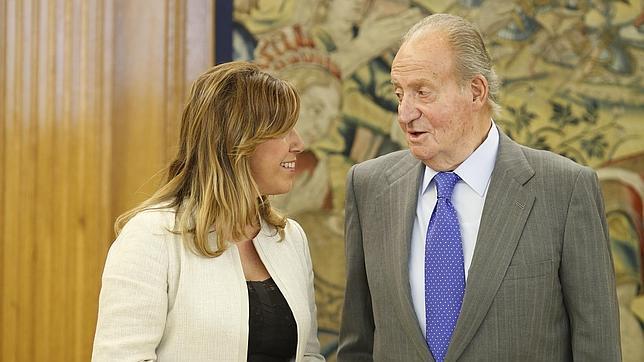 La Junta se congratula de que Andalucía esté «entre las prioridades» del Rey