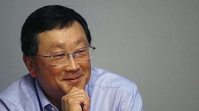 John Chen: «Hay un 50% de posibilidades de que BlackBerry se recupere»