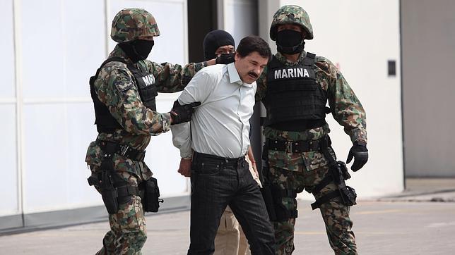 La caída de «Chapo» Guzmán comenzó a gestarse en España