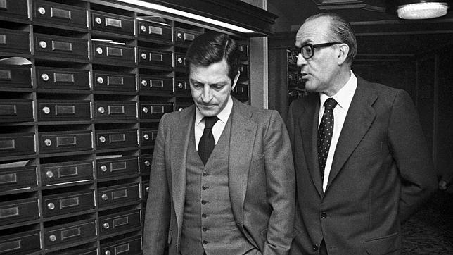 En la muerte de Adolfo Suárez: Calvo Sotelo, el otro hombre