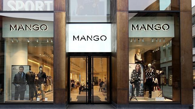 Tienda de Mango en Alemania