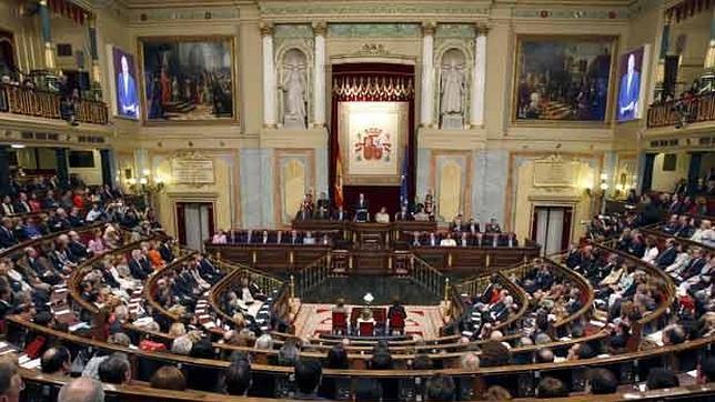 Expectación máxima en el Congreso ante el debate catalán