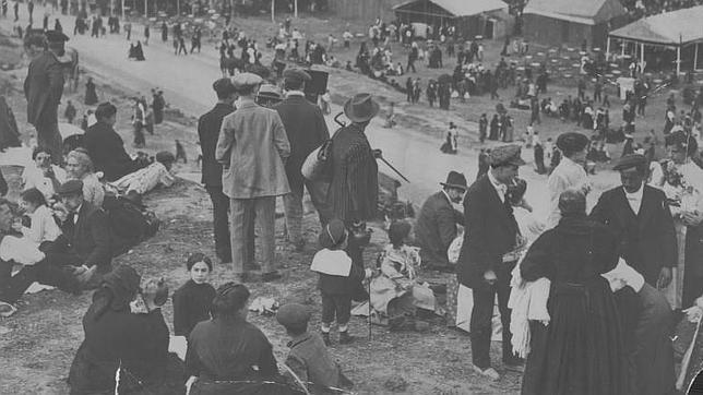 La tradicional romería de San Isidro durante el siglo XX, en imágenes