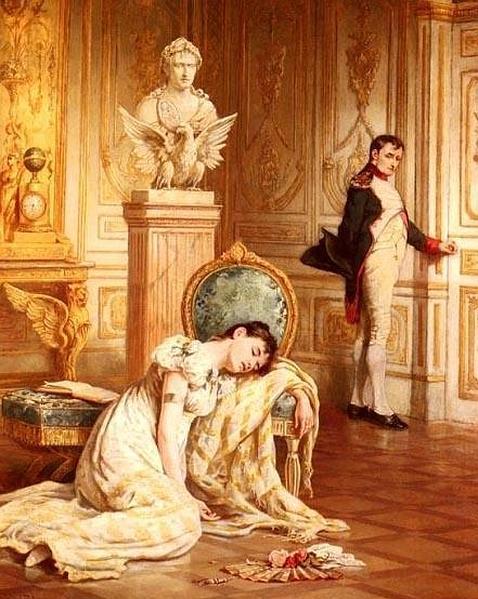 Napoleón y Josefina, un amor entre lo profano y lo imperial