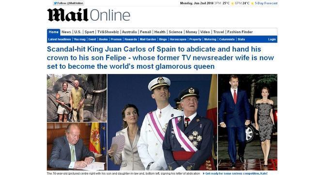 El «Daily Mail» corona a Doña Letizia como la «reina más glamourosa»