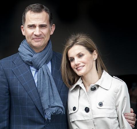 Los Príncipes de Asturias, preparados para asumir el trono