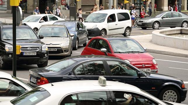 Casi 177.500 conductores han perdido el carné en ocho años