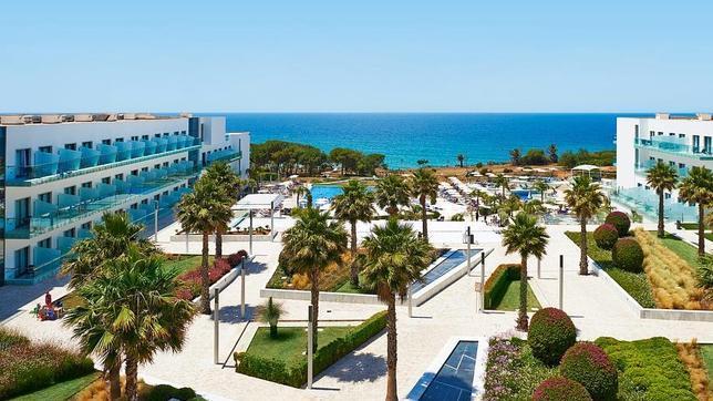Los diez mejores hoteles de playa de España 2014