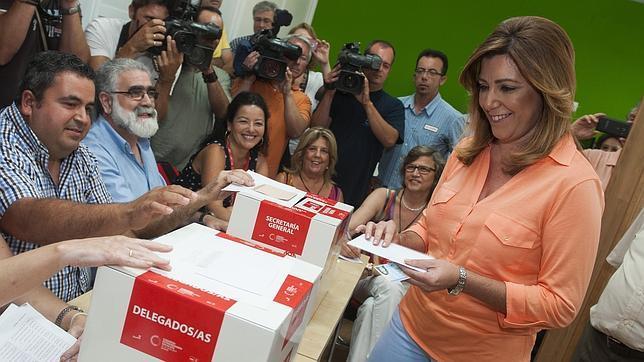 Andalucía, pieza clave en la victoria de Sánchez
