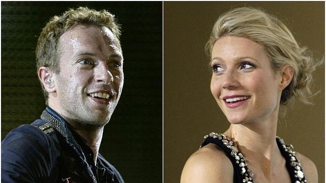 Gwyneth Paltrow y Chris Martin una pareja de éxito