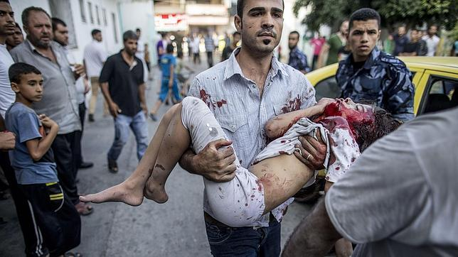 La ONU denuncia que los ataques de Israel contra Gaza podrían constituir crímenes de guerra