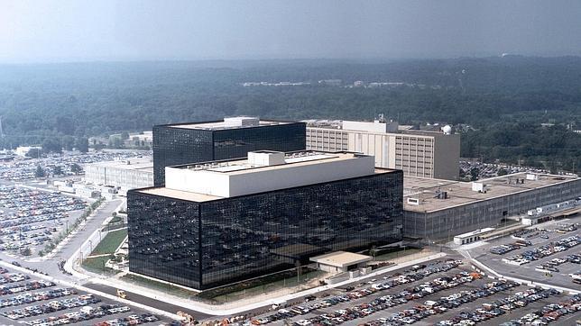 Fotografía sin fechar cedida por NSA que muestra su sede en Fort Meade