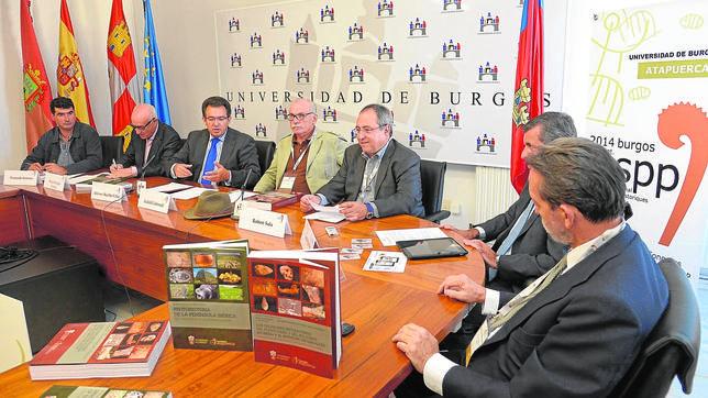 XVII Congreso mundial de Prehistoria y Protohistoria, Burgos
