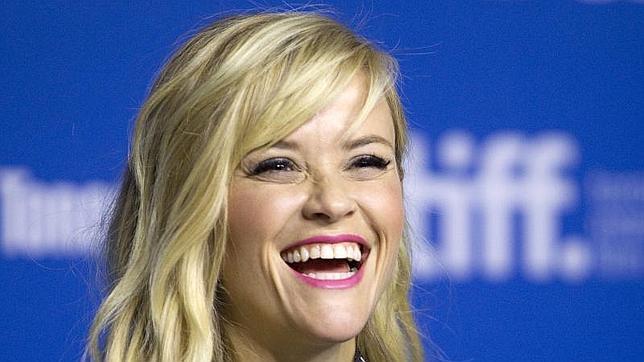 La actriz Reese Witherspoon en el Festival Internacional de Toronto
