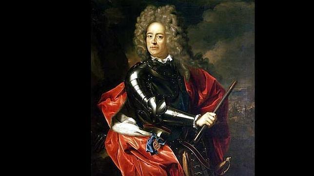 John Churchill, duque de Marlborough, retratado por Adriaen van der Werff