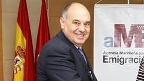 José Martínez Nicolás, director de la Agencia de Informática de la Comunidad de Madrid