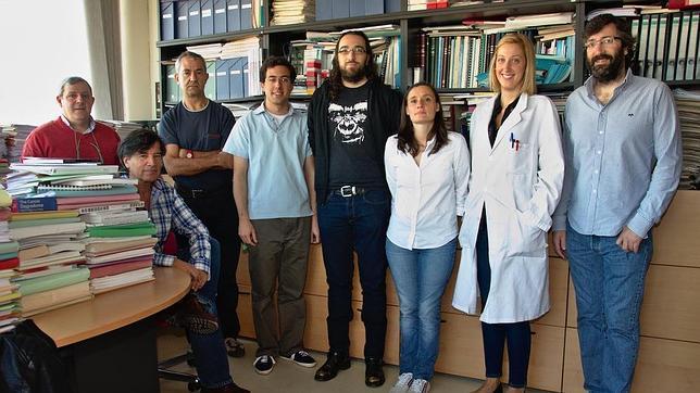 El equipo de la Universidad de Oviedo y el Hospital Universitario Centras de Asturias implicado en la investigación