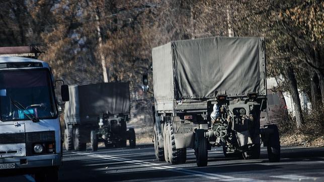 El conflicto se ha recrudecido en Ucrania