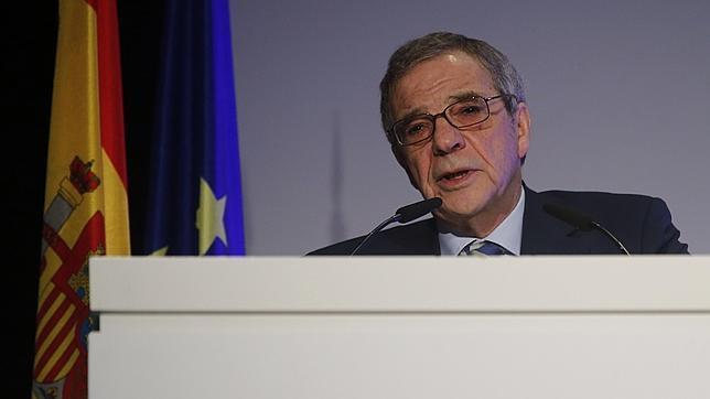El presidente del Telefónica, César Alierta