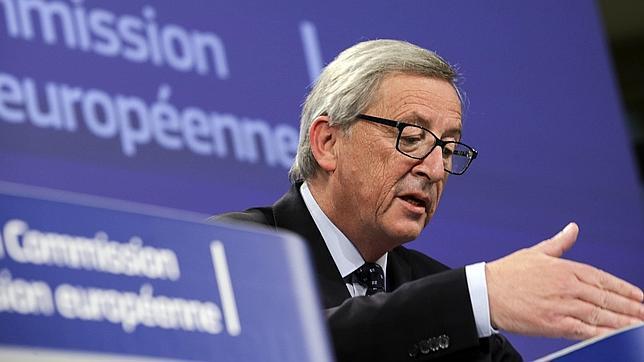 Jean-Claude Juncker ocupa su cargo de presidente de la Comisión Europea desde el 1 de noviembre