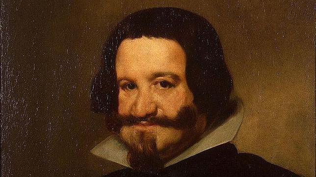 El Conde Duque de Olivares, en un cuadro de época pintado por Velánzquez